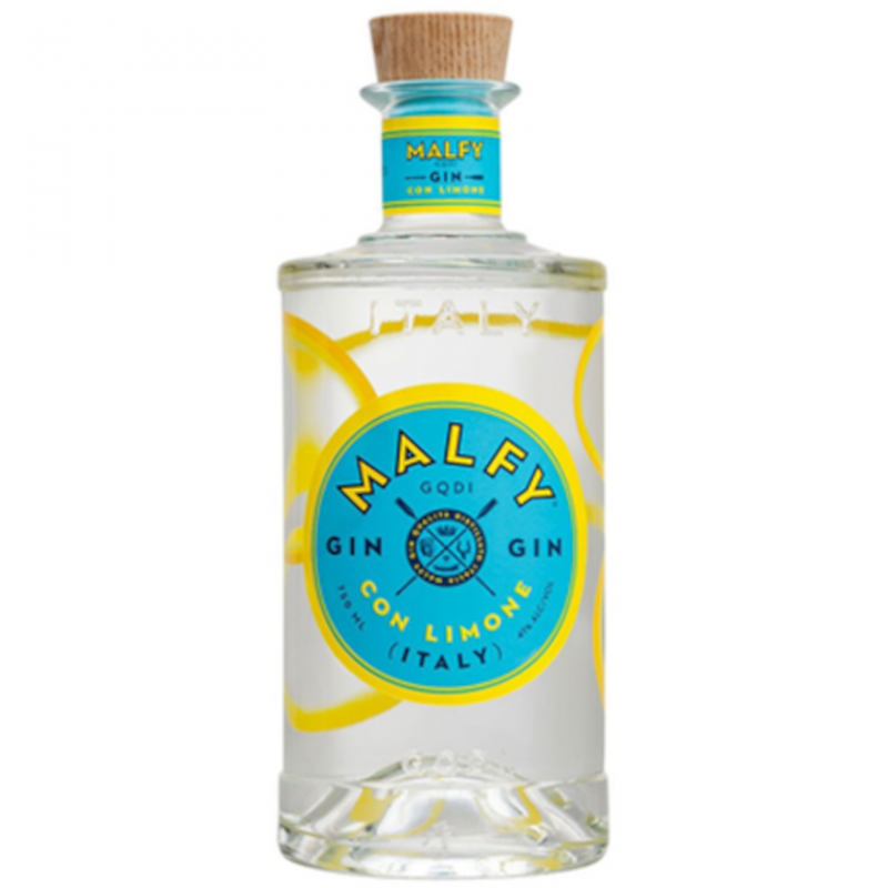 Malfy Gin con Limone.